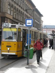 cool tram